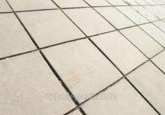 Тротуарные плиты из гранита, приобрести плиты из