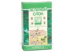 Balm liquid Green elephant, 5 ml