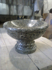 Bowls are granite decorative, products for a