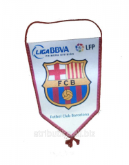Pennant of FC Barcelona, art. D5502