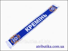 Scarf for fans of football club Krem_n Kremenchuk