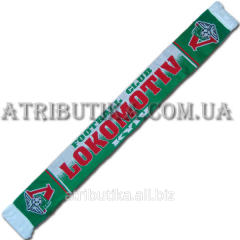 Scarf for fans of football club the Kiev