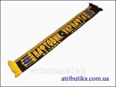 Scarf for fans of football club Naftovik Okhtirka