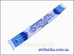 Scarf for fans hockey club Sok_l Ki§v