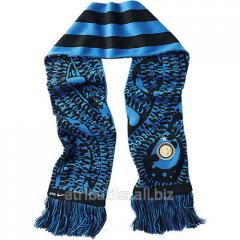 NIKE scarf for fans of football club Inter Mylan