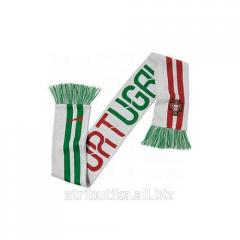 NIKE scarf for fans of football club Portugal