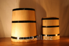 Tub for pickles of the conical BARRELS™ form 100l