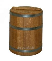 Tub for pickles of the conical BARRELS™ form 15l