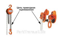 Chain driving galvanized 5х25