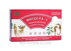 Capsules Fitogra-F, 20 kapsulkh500 mg