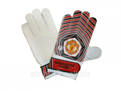 Gloves shooting areas junior Manchester United,