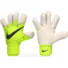 Gloves of the goalkeeper of Nike GK GRIP 3, art.