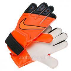 Gloves of the goalkeeper of Nike GK JR MATCH, art.