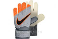 Gloves of the goalkeeper of Nike JR Match