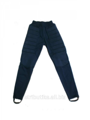 Trousers football goalkeeper children's