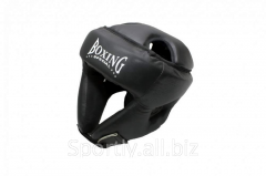A helmet for boxing, the boxing helmet closed the