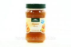 Jam apricot of 330 g