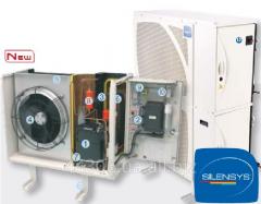Малошумные холодильные агрегаты SILENSYS TECUMSEH