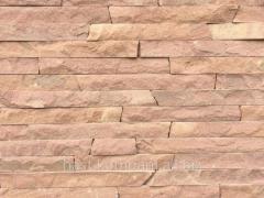Stone red sandstone