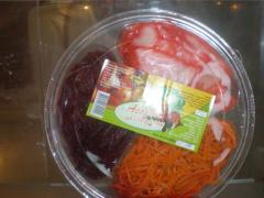 Salad of allsorts on eas