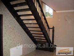 Les escaliers à vis