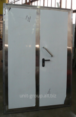 Corrosion-proof doors