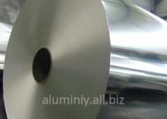 Фольга алюминиевая 0,009х280 в джамбо рулонах