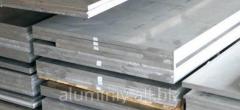 Плита алюминиевая 2024 Т351 от 15 до 120 мм