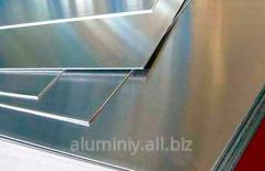 Листы алюминиевые 5251 АН111, 3003 АН111, 5754 АН111 от 0,8 до 10 мм
