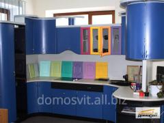 Cases under a sink kitchen to acquire furniture
