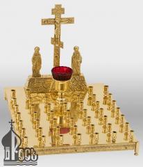 Столешня панихидного стола на 41 свечу