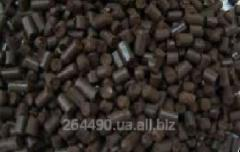 Pellets from a lignin (fuel granules)
