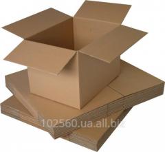Сборочные четырехклапанные ящики