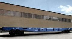 The car platform for transportation of