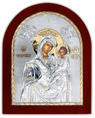 Icon Silver the Mother of God of Skoroposlushnits