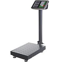 Весы электронные товарные 150кг напольные
