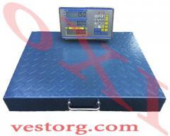 Весы электронные OXI товарные WI-FI 300кг