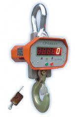 Весы крановые электронные 10 тонн UP-GREEN
