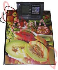 Весы электронные OXI товарные 300кг напольные
