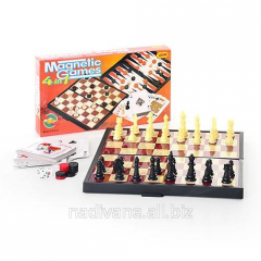 Chess 4-v-1