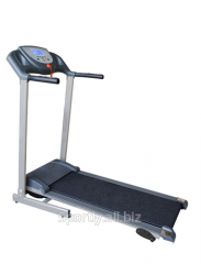 The ht 9114 hp electric treadmill, different paths