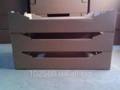 Ящики для фруктов из трехслойного  гофрокартона