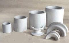Фарфоровые и керамические изделия для торговли и промышленности