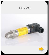 PC pressure converter – 28/Ex/0... 800kPaABS/PPD/M
