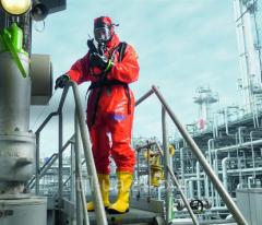 Химический защитный костюм Draeger WorkMaster