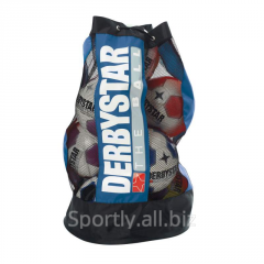 Trunk for balls (blue), sports equipment at the