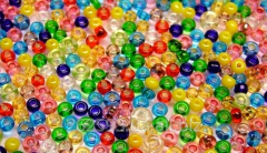 Products from beads ar