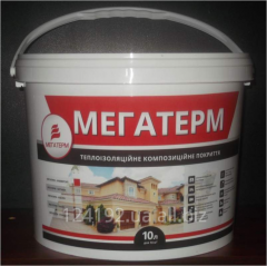 Heat-insulating paint Megatherm