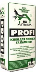 Клей для плитки RROFI (5 кг)