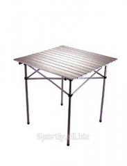 Little table tourist alyuminivy 82681